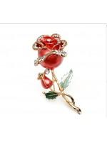 Broša. Rose